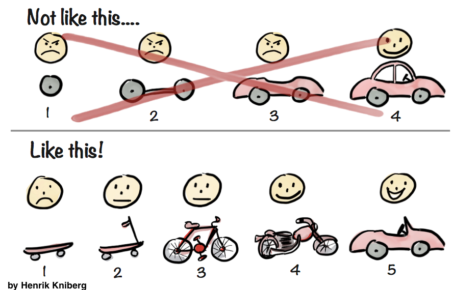 Develop a Minimum Viable Product