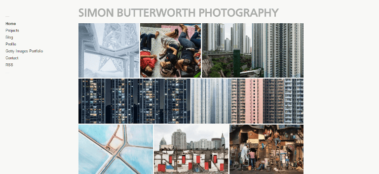 Simon Butterworth Photography