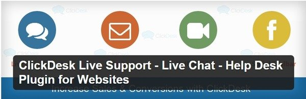 ClickDesk Live Support
