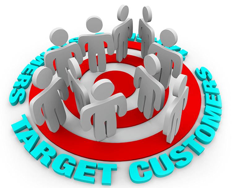 Boost posts to targeted customers