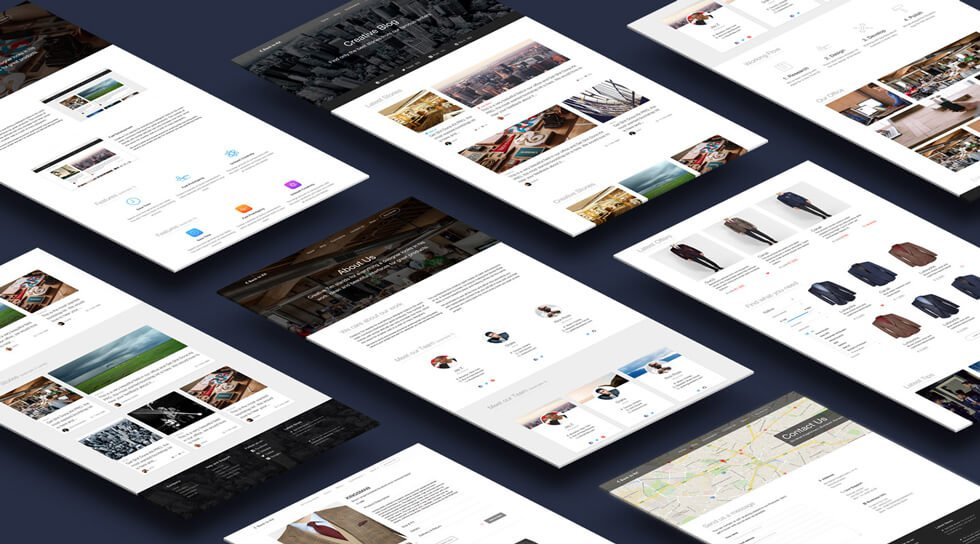 DESIGN PAGE LAYOUT