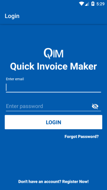 Quick Invoice Maker Invoicing App Billing App Business Invoice App - Invoice quick app
