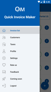 Quick Invoice Maker Invoicing App Billing App Business Invoice App - Quick invoice maker