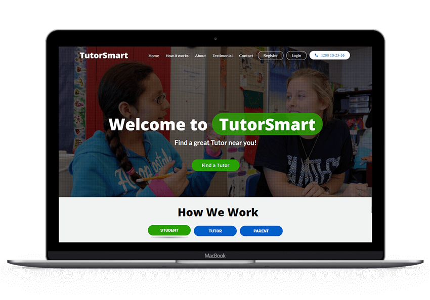 Tutor Finder Portal