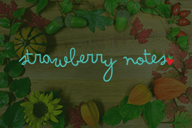 Strawberry Notes