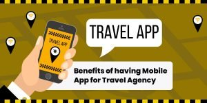 Mobile App For Travel Agency