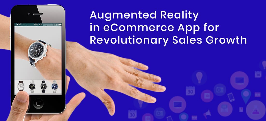 augmented reality in eCommerce app