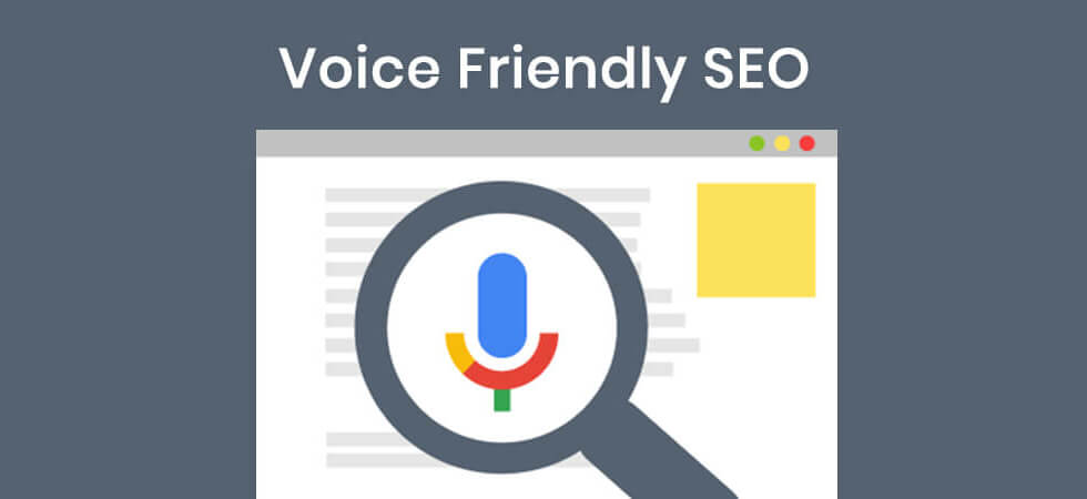 eCommerce web voice search keyword selection