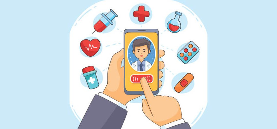 health monitoring with apps