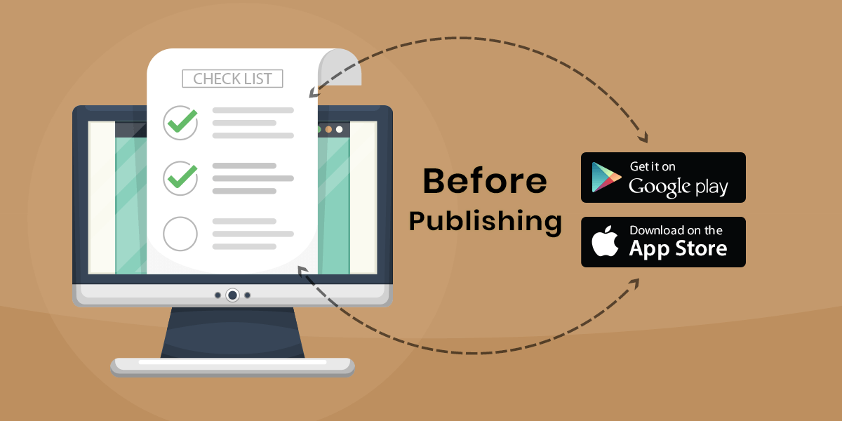 """To Do"" List Before Publishing an App to The App Store"