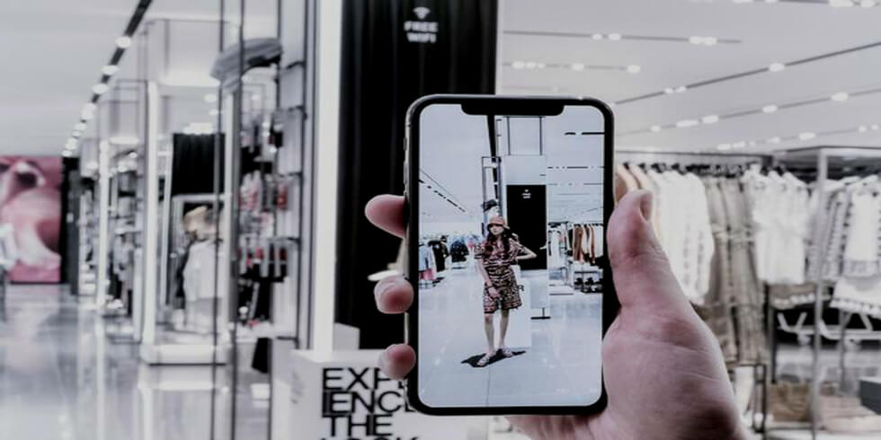 Use augmented reality to improve consumer experience