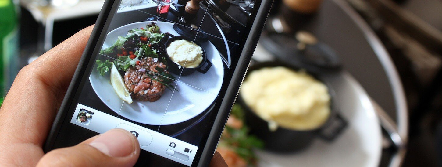 Different processes in developing a restaurant reservation app
