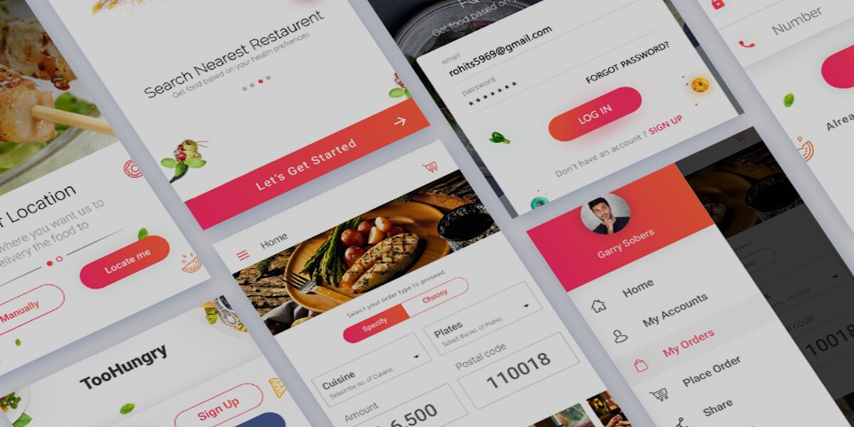 Restaurant Reservation App Development