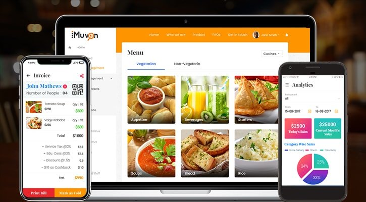 The advantages a restaurant reservation app gives to a customer