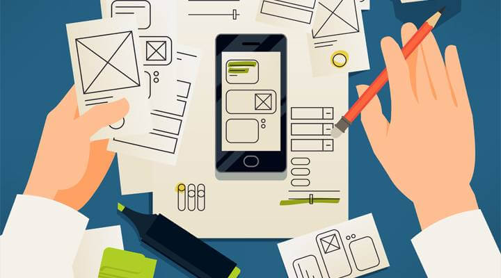 The design phase of your app