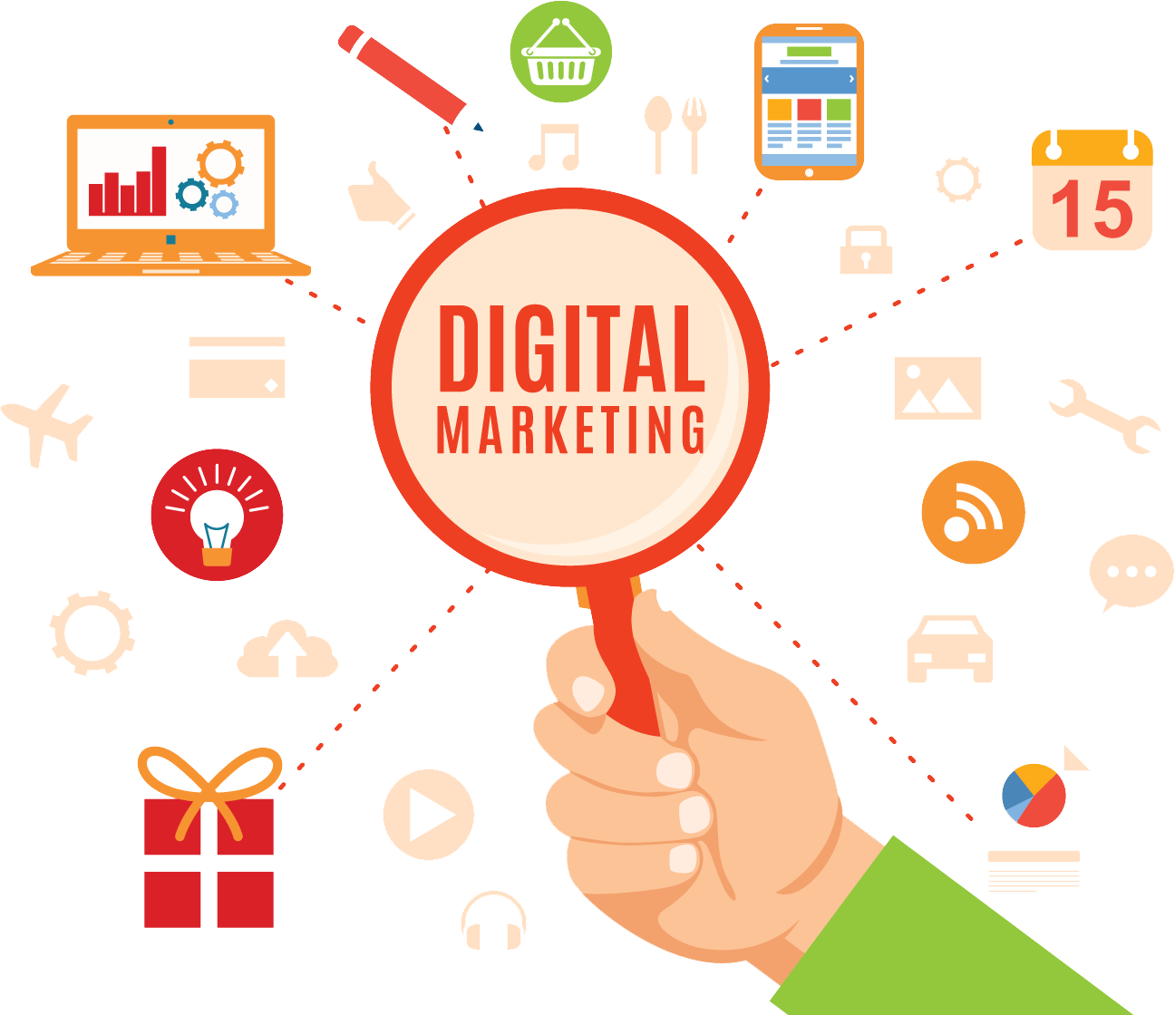 Digital Marketing Why To Work With Us