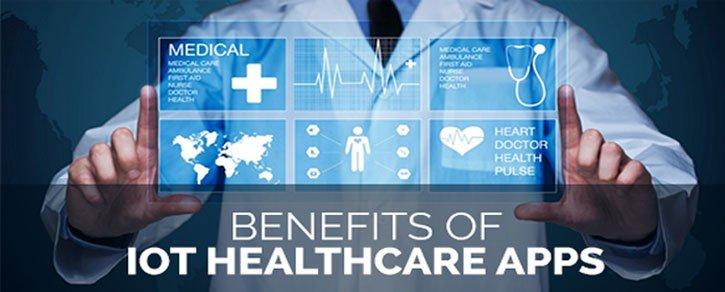 Benefits of medical apps