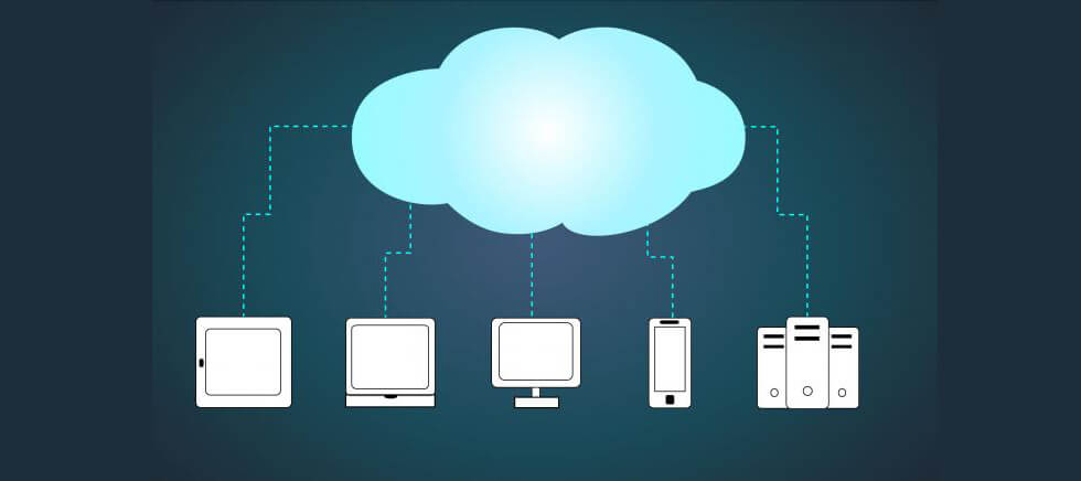 Cloud computing for online application