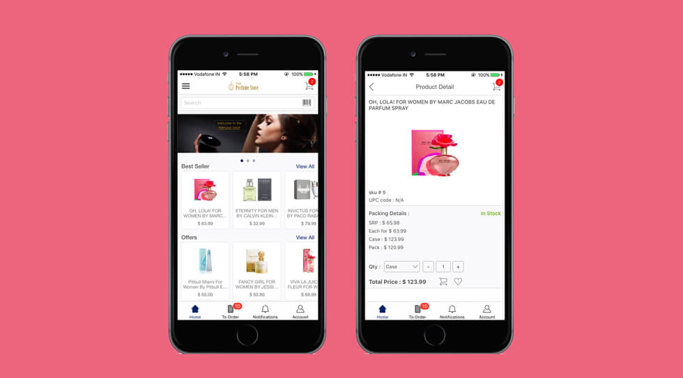 Customer loyalty program through the eCommerce storefront app