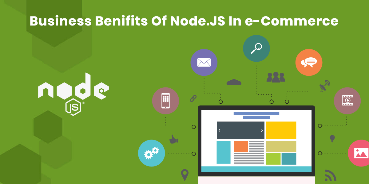 Importance of Node.JS in eCommerce Industry