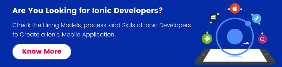 Are You Looking for Ionic Developers?