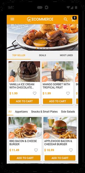 Restaurant App Development Solutions