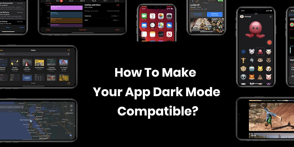 Implementing iOS 13 Dark Mode in your iOS app