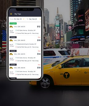 Taxi Booking Solution