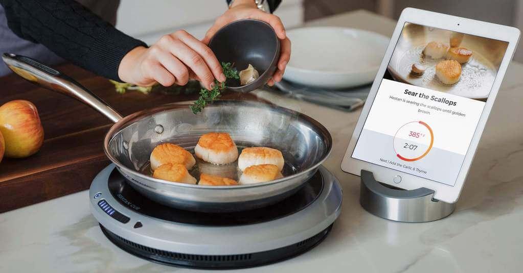 Smart Cooking App