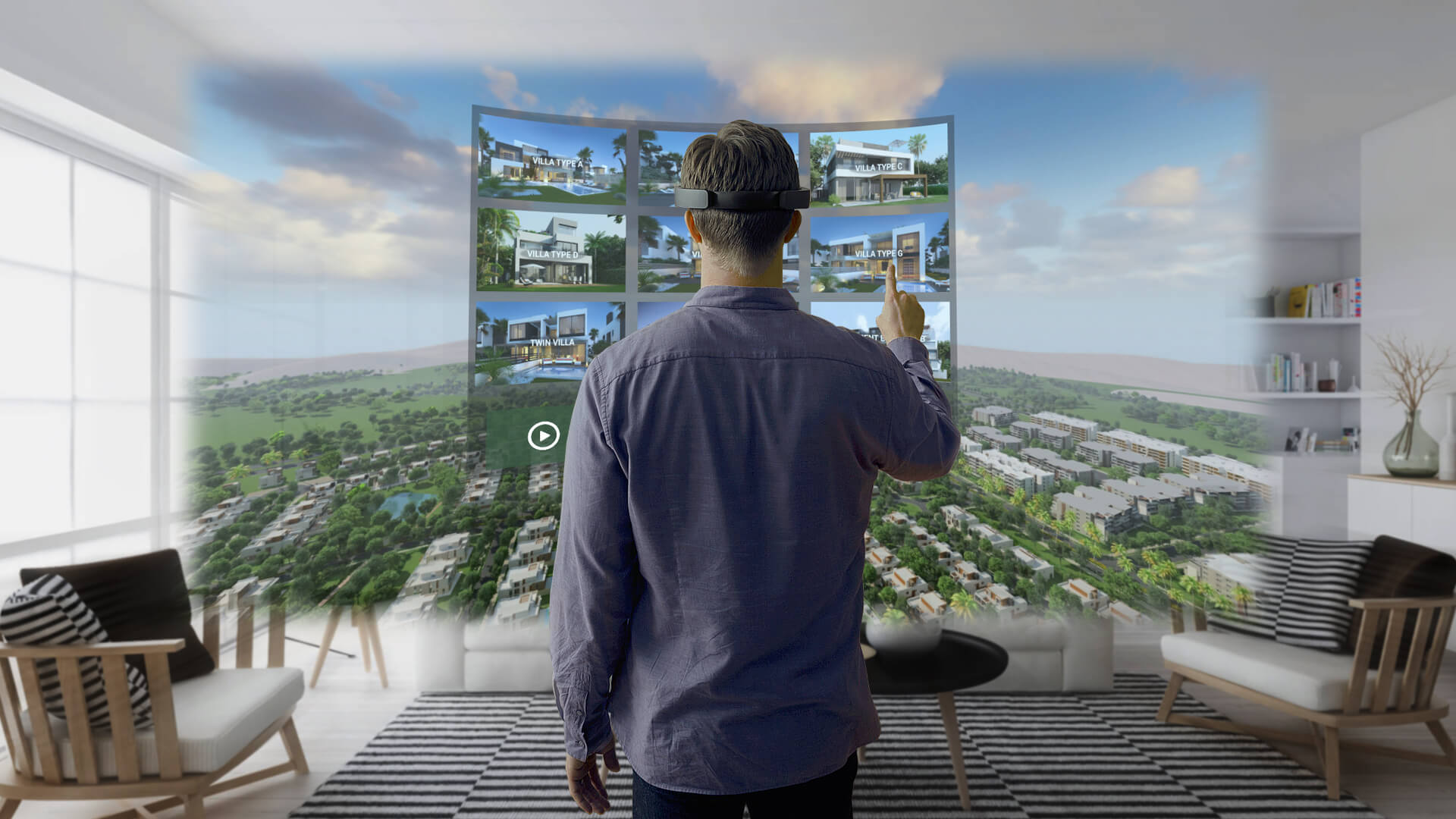 VR Real Estate App
