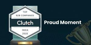 Guru Technolabs Awarded as a Top B2B Company in 2020 by Clutch