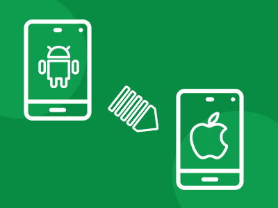 Convert Android to iOS App