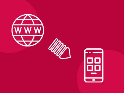 Convert Website to a Mobile App