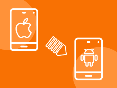 Convert iOS to Android App