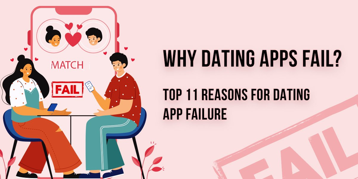 Why Dating Apps Fail?
