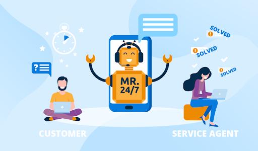 Customer service chatbots