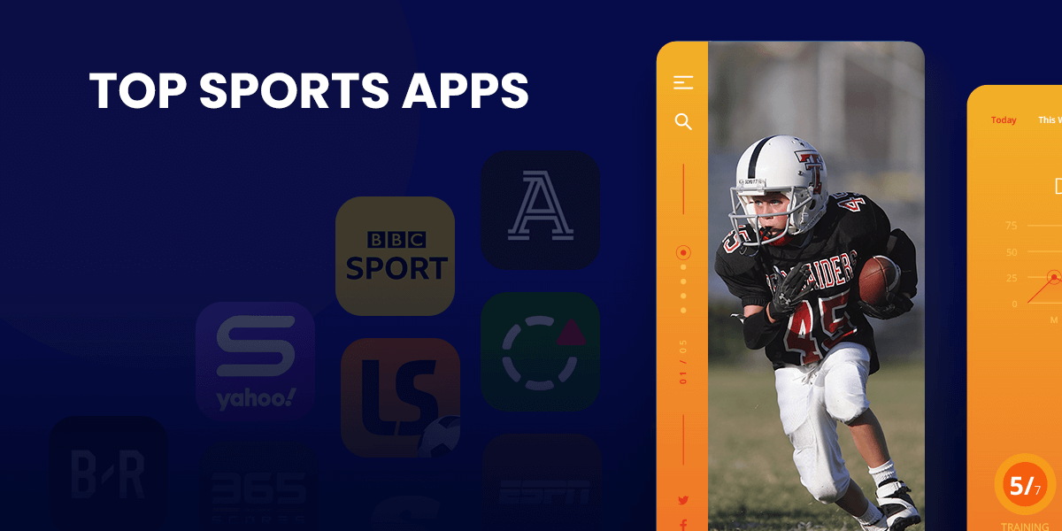 12 Best Sports Apps to Keep Up-to-date with All News & Events of the Sporting World