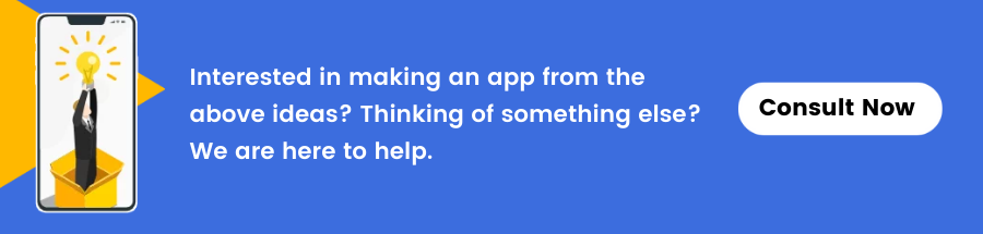 interested in making an app
