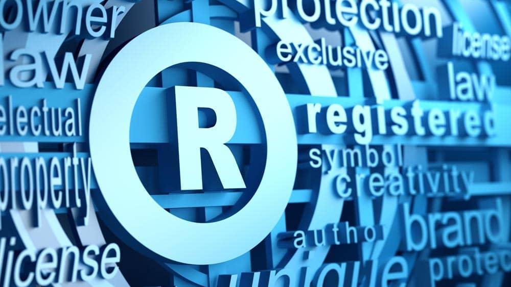 Register Trademark of App's Name and Logo