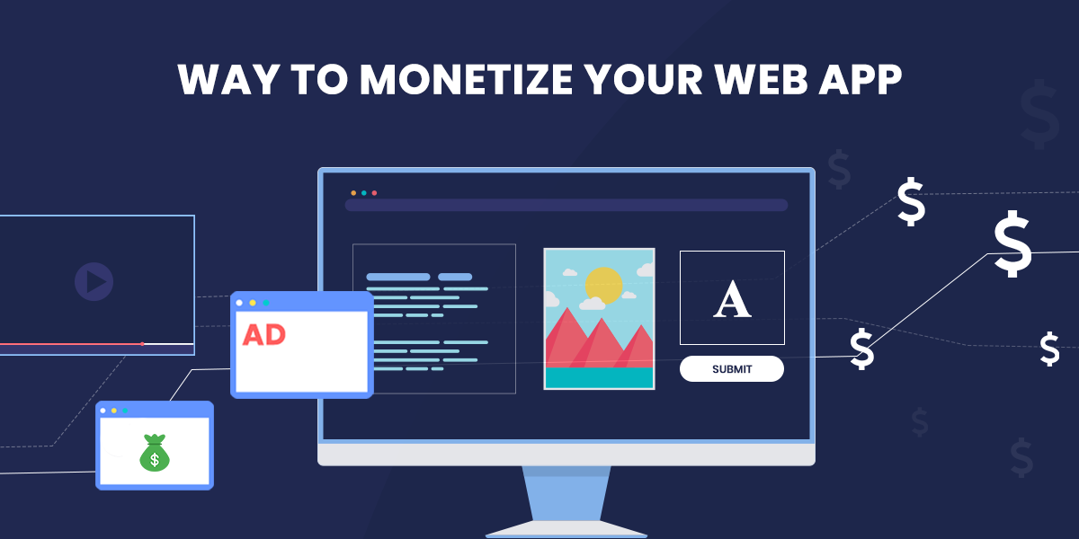 How to Monetize a Web Application?