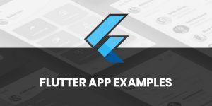 Flutter Apps