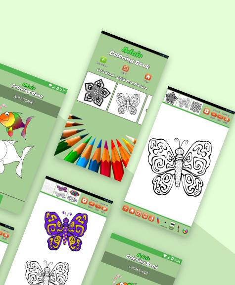 Coloring Book App