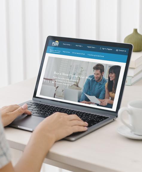 Home Builder's Website