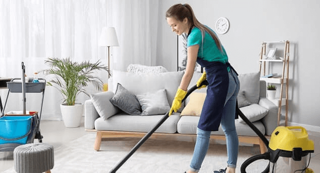 On-Demand House Cleaning App
