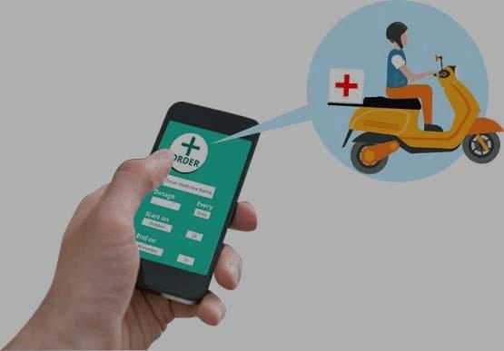 On-Demand Medicine Delivery App